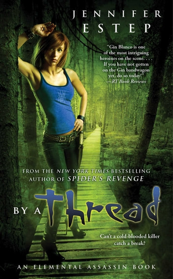 By a Thread ebook by Jennifer Estep