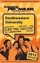 Southwestern University 2012 ebook by Jazz Thomas