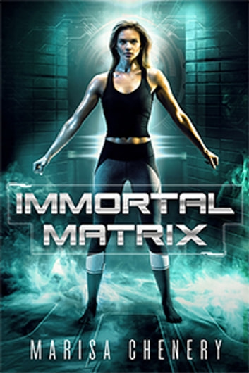Immortal Matrix ebook by Marisa Chenery