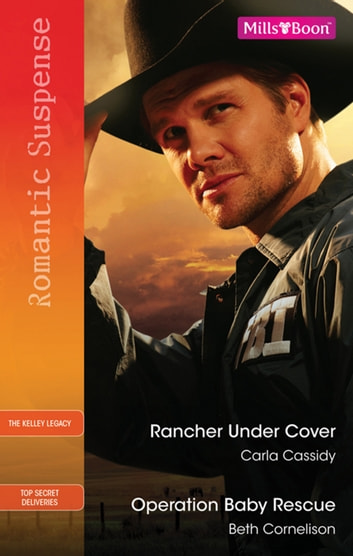 Romantic Suspense Duo - Rancher Undercover / Operation Baby Rescue 電子書 by Carla Cassidy,Beth Cornelison