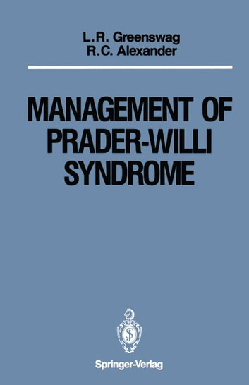 Management of prader willi syndrome ebook by 9781468403169 management of prader willi syndrome under the sponsorship of the prader willi syndrome fandeluxe Choice Image