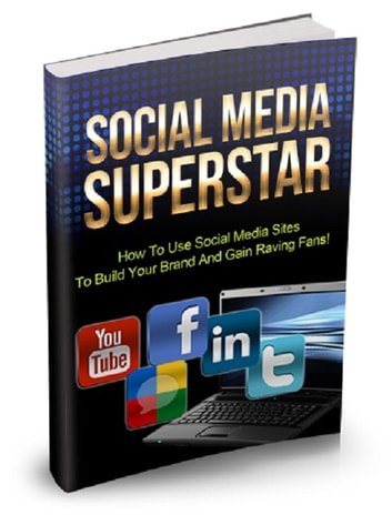 Social Media Superstar ebook by Anonymous