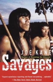 Savages ebook by Kobo.Web.Store.Products.Fields.ContributorFieldViewModel