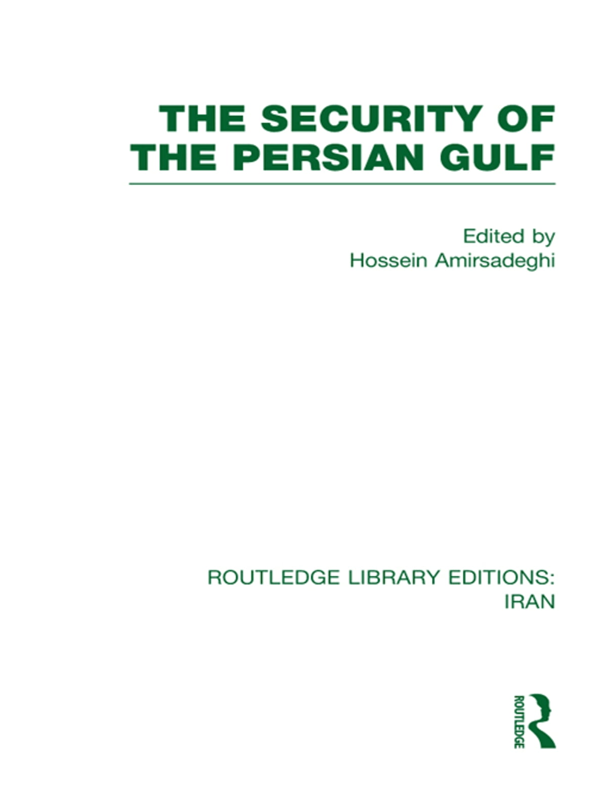 Persia and its People (RLE Iran A) (Routledge Library Editions: Iran)