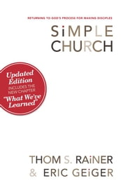Simple Church ebook by Thom S. Rainer,Eric Geiger