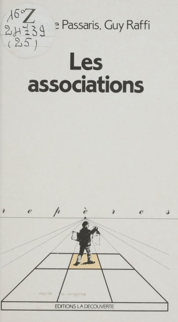 Les Associations ebook by Guy Raffi,Solange Passaris