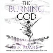 The Burning God audiobook by R. F. Kuang