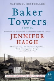 Baker Towers - A Novel ebook by Jennifer Haigh
