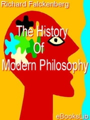 History Of Modern Philosophy ebook by Falckenberg, Richard