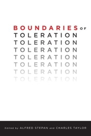 Boundaries of Toleration ebook by Alfred Stepan,Charles Taylor