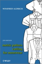 Metric Pattern Cutting for Menswear ebook by Winifred Aldrich
