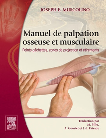Manuel de palpation osseuse et musculaire - Points gâchettes, zones de projection et étirements ebook by Michel Pillu,Joseph E. Muscolino,Annie Gouriet,Jean-Louis Estrade,John Scott & Co