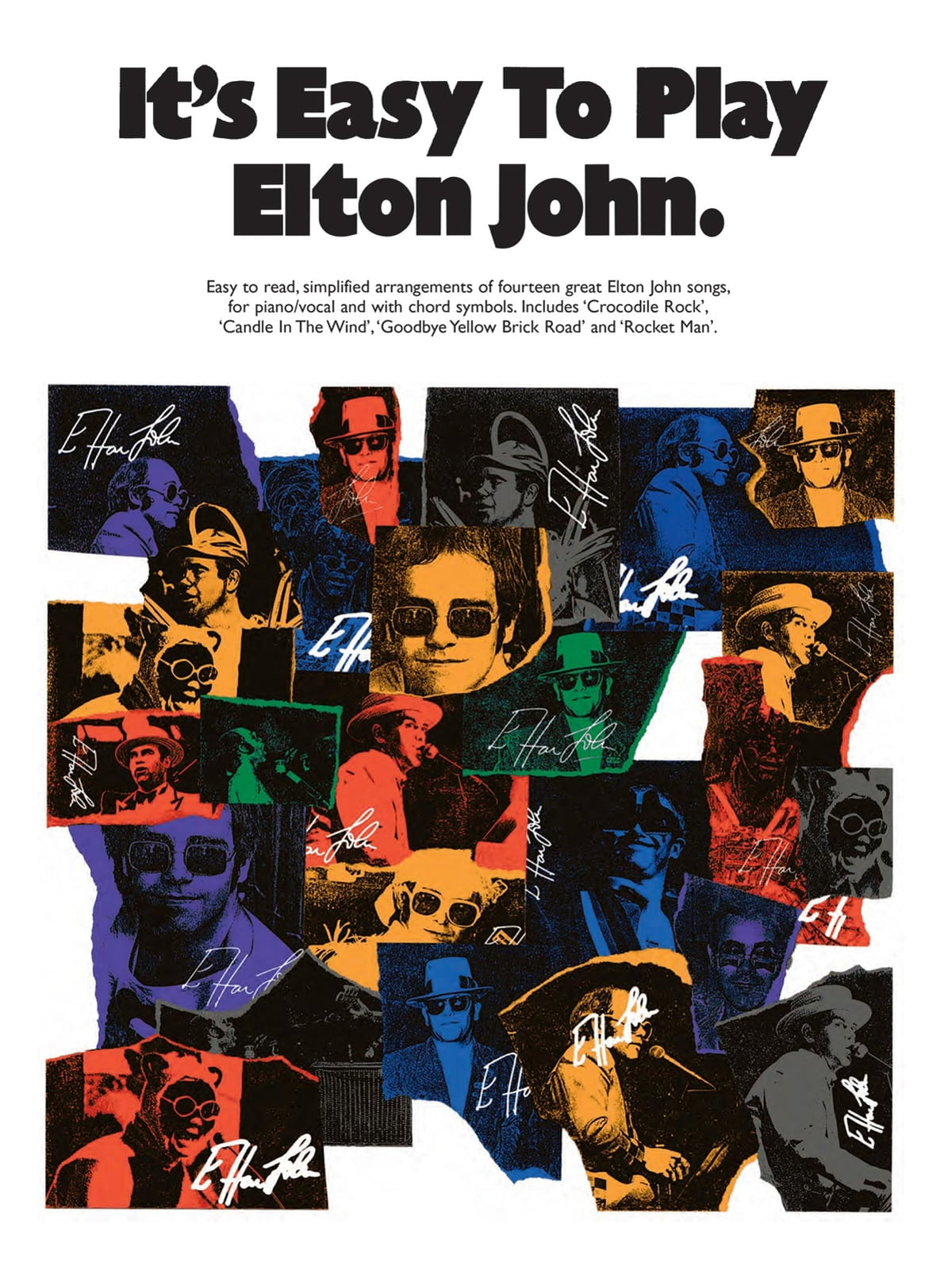Its Easy To Play Elton John Ebook By Wise Publications