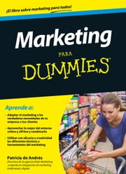 Marketing para Dummies ebook by Patricia de Andrés