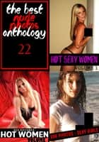 The Best Nude Photos Anthology 22 - 3 books in one ebook by Melody Barker,Michelle Moseley,Dianne Rathburn