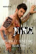 Jinx - Whiskey Bend MC Series, #5 ebook by