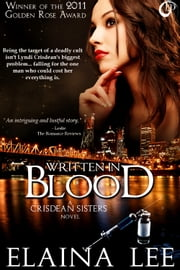 Written in Blood ebook by Elaina Lee