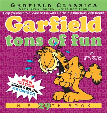 Garfield Tons of Fun eBook by Jim Davis