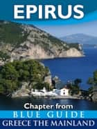 Epirus ebook by Blue Guides