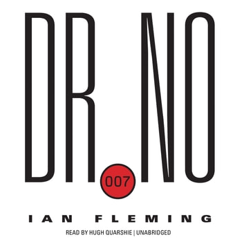 Dr. No audiobook by Ian Fleming