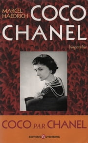 Coco Chanel ebook by Marcel Haedrich