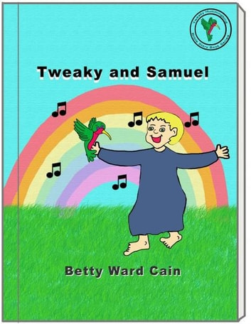 Tweaky and Samuel ebook by Betty Ward Cain