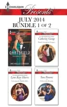 Harlequin Presents July 2014 - Bundle 1 of 2 - Socialite's Gamble\Carrying the Sheikh's Heir\Dante's Unexpected Legacy\A Deal with Demakis ebook by Michelle Conder, Lynn Raye Harris, Catherine George,...