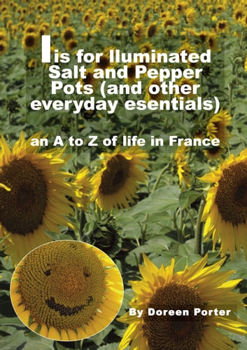 I is for Illuminated Salt and Pepper Pots (and other everyday essentials) ebook by Doreen Porter