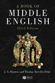 A Book of Middle English ebook by J. A. Burrow,Thorlac Turville-Petre