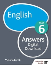English Year 6 Answers ebook by Victoria Burrill