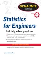 Schaum's Outline of Statistics for Engineers ebook by Larry Stephens