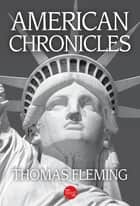American Chronicles ebook by