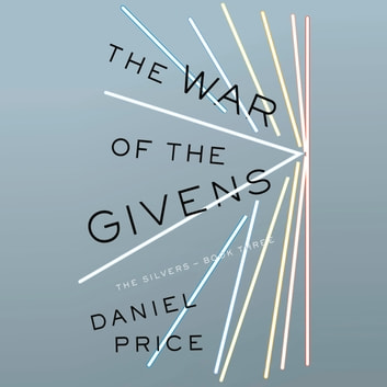 The War of the Givens audiobook by Daniel Price