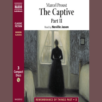 The Captive Part II audiobook by Marcel Proust