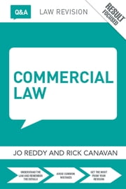 Q&A Commercial Law ebook by Jo Reddy,Rick Canavan