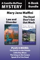 Camilla MacPhee Mysteries 6-Book Bundle ebook by Mary Jane Maffini