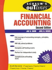 Schaum's Outline of Financial Accounting 2 Ed. ebook by Shim, Jae