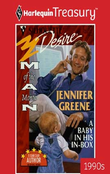 A Baby In His In-Box ebook by Jennifer Greene