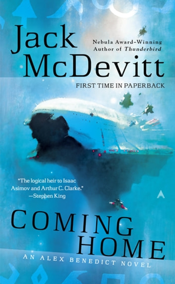 Coming Home ebook by Jack McDevitt
