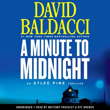 A Minute to Midnight audiobook by David Baldacci