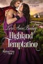 Highland Temptation ebook by Lori Ann Bailey
