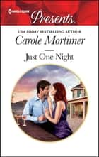 Just One Night ebook by Carole Mortimer