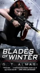 Blades of Winter - A Novel of the Shadowstorm ebook by G. T. Almasi