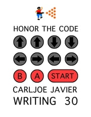 Writing 30 ebook by Carljoe Javier