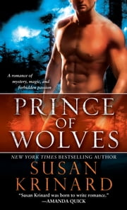 Prince of Wolves ebook by Susan Krinard