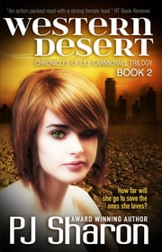 Western Desert - Chronicles of Lily Carmichael, #2 ebook by PJ Sharon