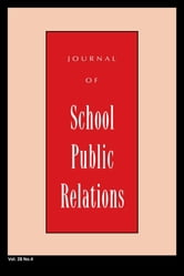Jspr Vol 28-N4 ebook by Journal of School Public Relations