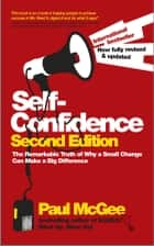 Self-Confidence ebook by Paul McGee