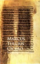 The Letters of Cicero I ebook by Marcus Tullius Cicero