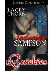 Seducing Sampson ebook by Lacey Thorn